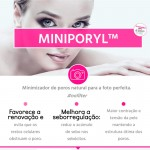 Base HD Alta Cobertura com Miniporyl - Yes Cosmetics - Bege 06