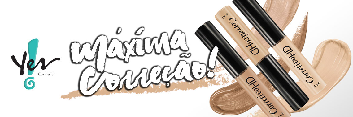 Yes Cosmetics - Corretivo HD