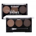 Sombra para Sobrancelhas - Color My Brows - A - SP Colors